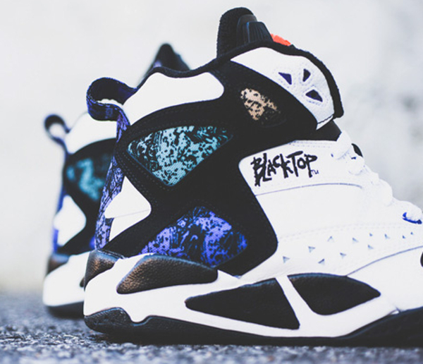 Reebok Pump Blacktop Battleground White Black (1)