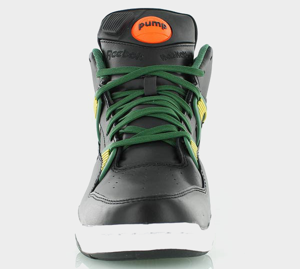 Reebok Pump Omni Zone Black Yellow Green Black (3)