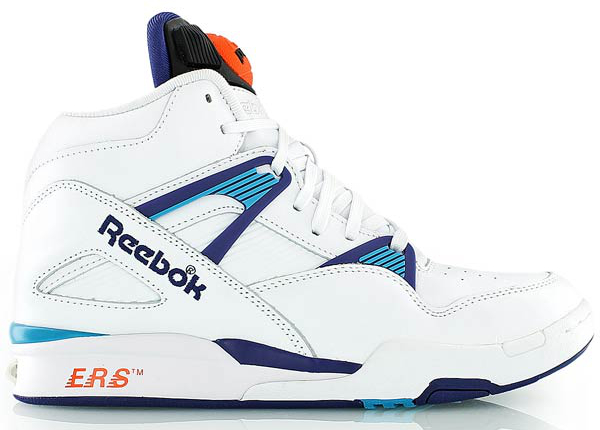 Reebok Pump Omni Zone White Violet Blue (2)