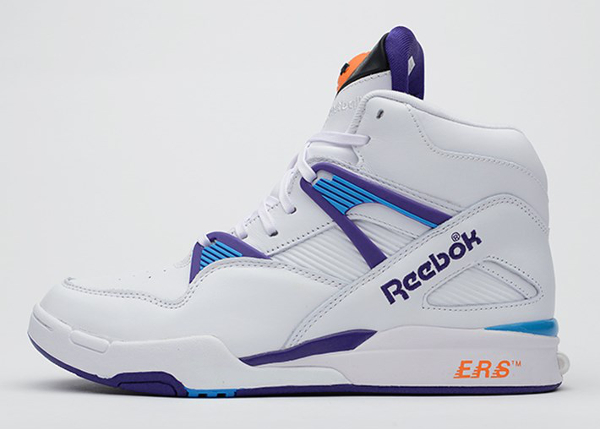 Reebok Pump Omni Zone White Violet Blue (3)
