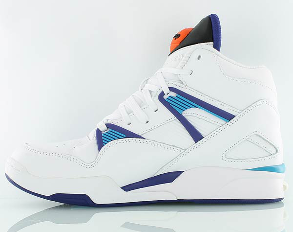 Reebok Pump Omni Zone White Violet Blue (4)