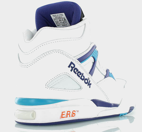 Reebok Pump Omni Zone White Violet Blue (5)