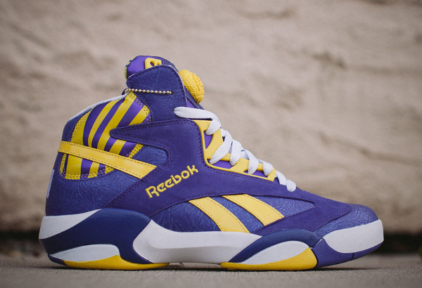 Reebok Pump Shaq Attaq LSU Tigers (1)
