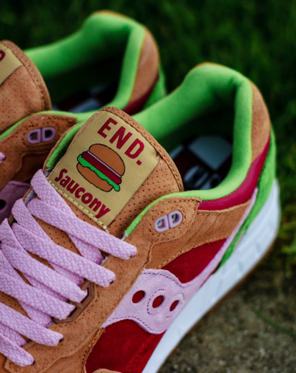 Saucony Shadow 5000 x End Clothing Burger   (8)