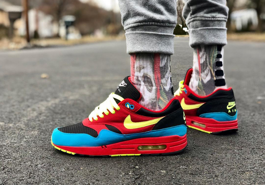 Nike Air Max 1 ID by You : plus de 90 inspirations (photos