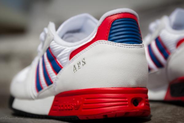 Adidas Originals APS White Blue Red (9)