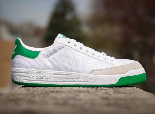 Où acheter les tennis Adidas Rod Laver OG BlancVert 2014 ?