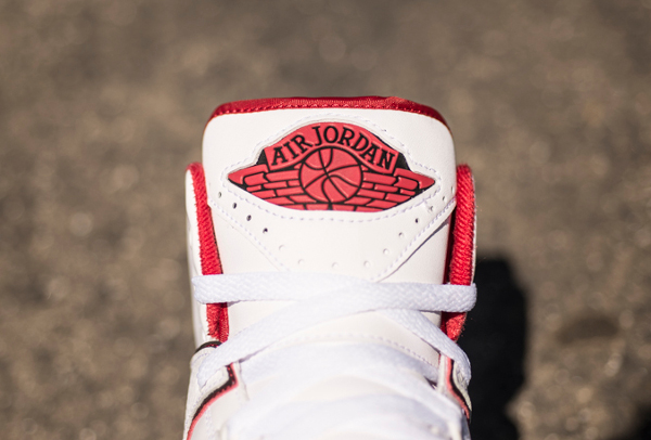 Air Jordan 2 Retro White Red 2014 (10)