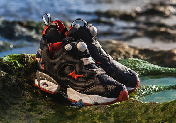Reebok Insta Pump Fury x Highs and Lows