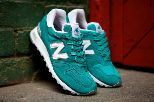 New Balance 1300 Teal & Grey (10)