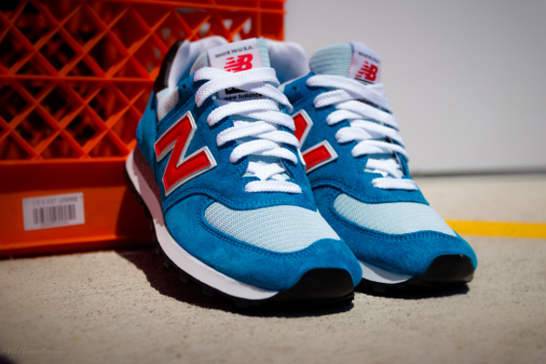 New Balance 574 TurquoiseRed Made in USA (2)