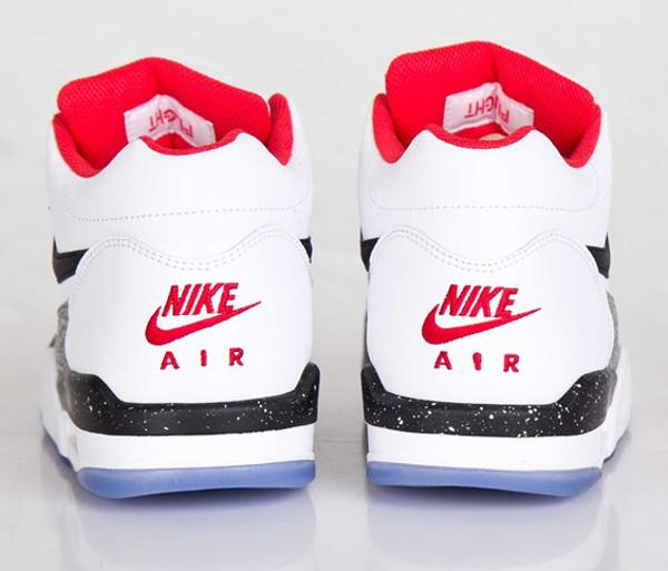Nike Air Flight Squad White Safari (7)