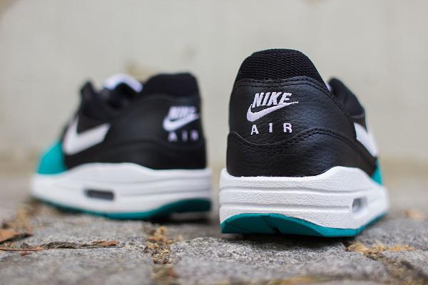 Nike Air Max 1 GS Black Petrol (2)