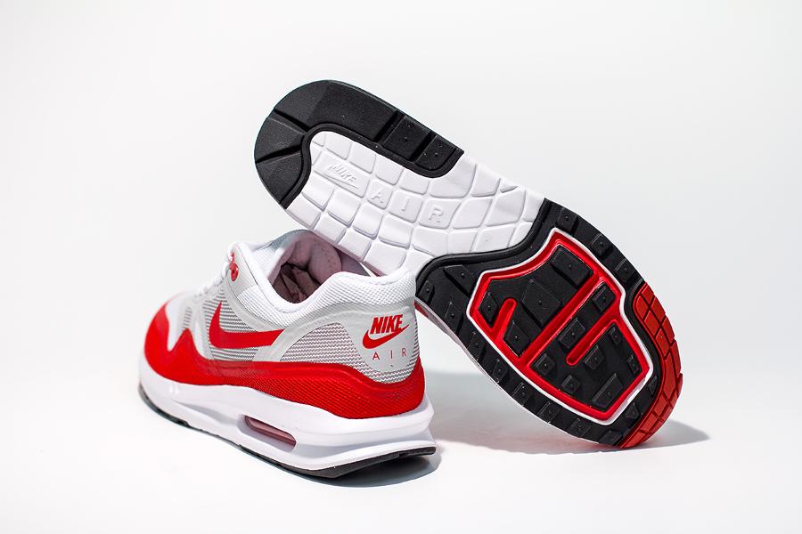Nike Air Max 1 Lunar OG Sport Red (3)