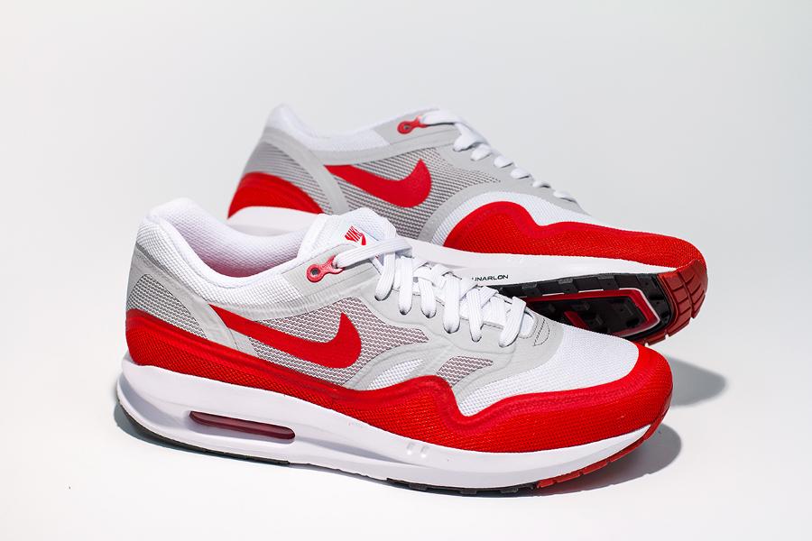 Nike Air Max 1 Lunar OG Sport Red (4)