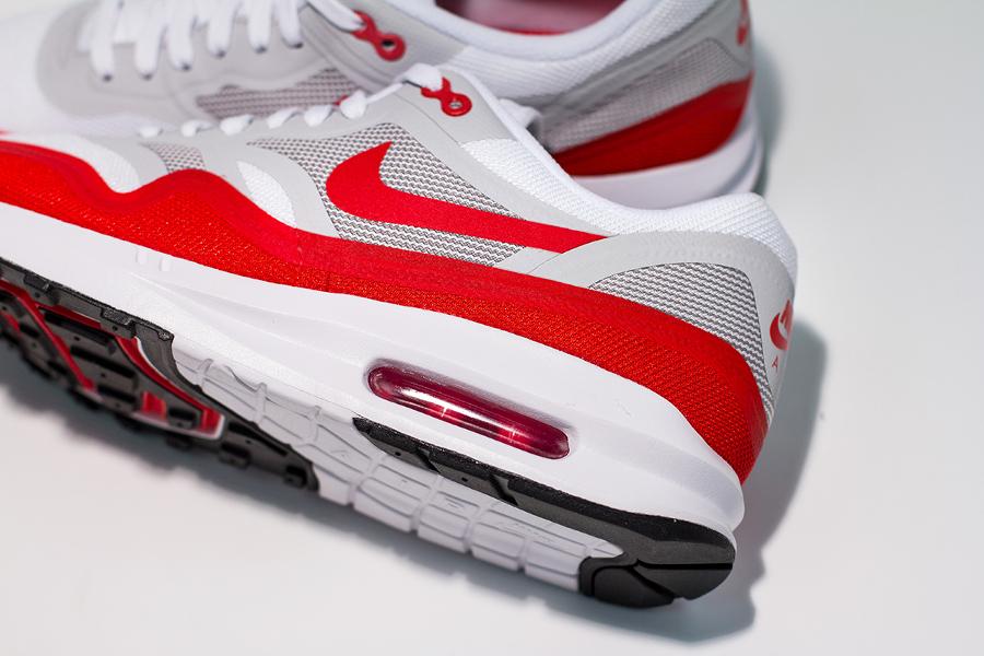 Nike Air Max 1 Lunar OG Sport Red (7)