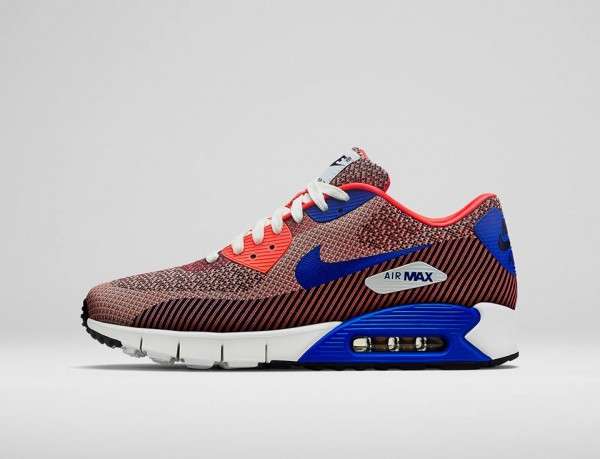 Nike Air Max 90 Jacquard Mercurial