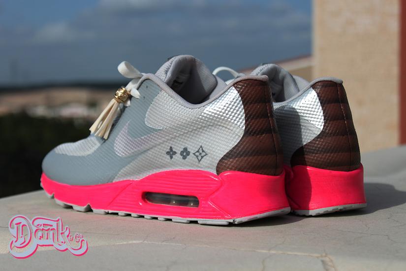 La Air Max 90 Hyperfuse X Louis Vuitton Quot Jasper Quot Kanye West