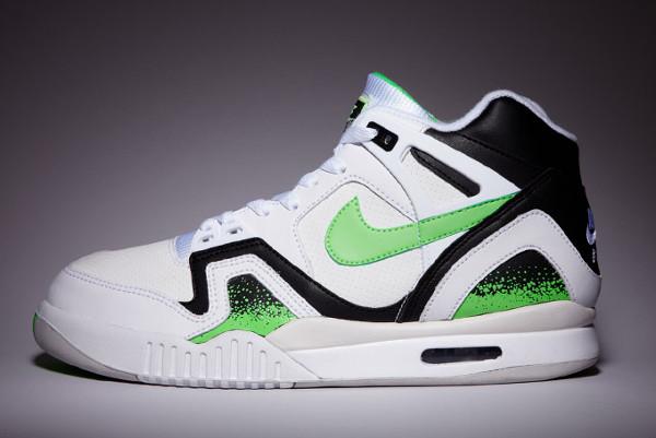 Nike Air Tech Challenge 2 Poison Green