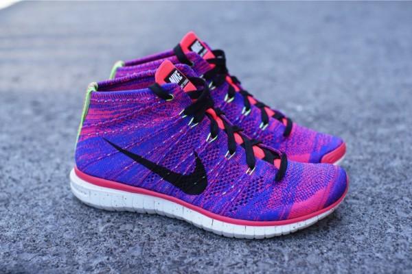 Nike Free Flyknit Chukka Mercurial-2