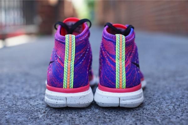 Nike Free Flyknit Chukka Mercurial-5