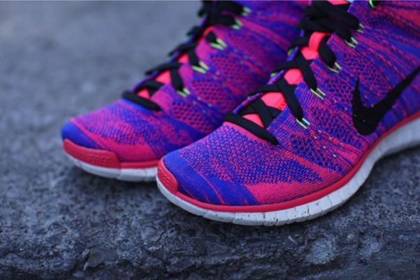 Nike Free Flyknit Chukka Mercurial-6