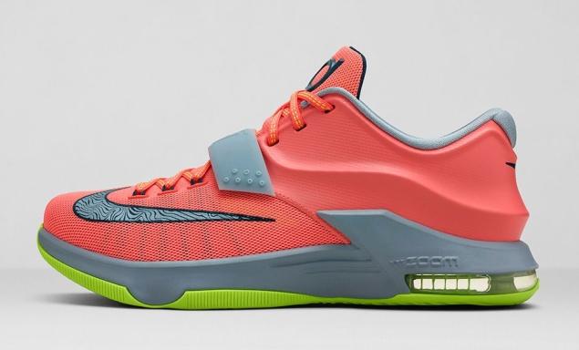 Nike KD 7 35000 Degrees