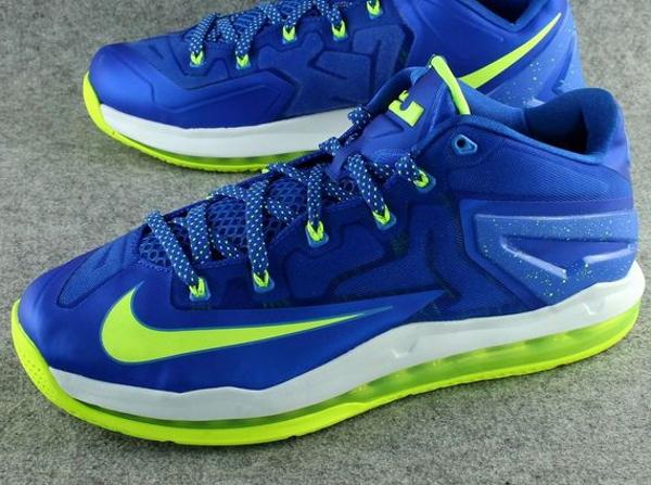 "Nike LeBron 11 Low ""Sprite"