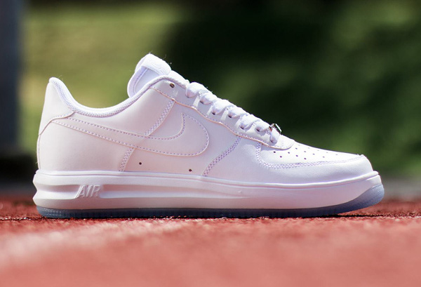Nike Lunar Force 1 Low White White 2014 (1)