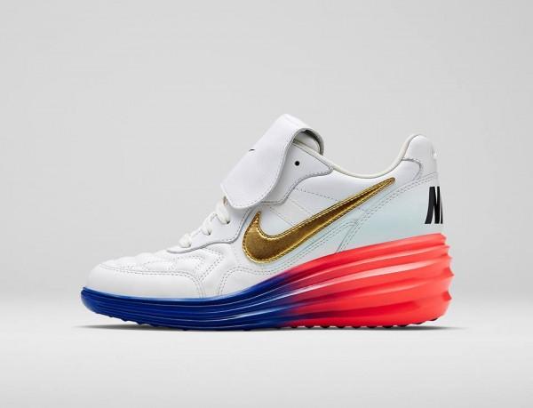 Nike LunarTiempo Sky Hi Mercurial