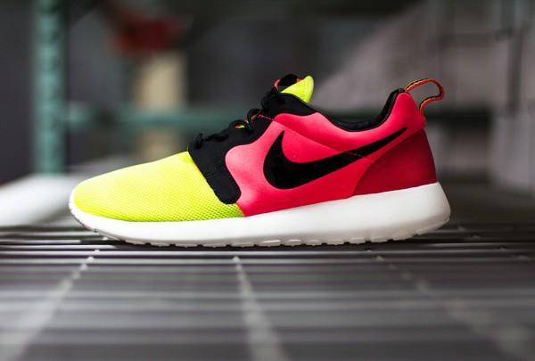 Nike Roshe Run Hyperfuse Mercurial Hyper Punch-1-1