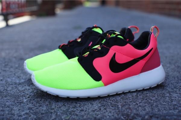Nike Roshe Run Hyperfuse Mercurial Hyper Punch-1