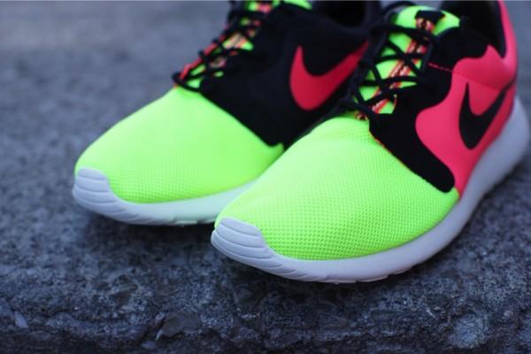 Nike Roshe Run Hyperfuse Mercurial Hyper Punch-3