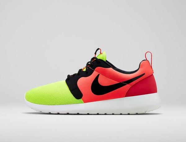 Nike Roshe Run Hyperfuse Mercurial Hyper Punch