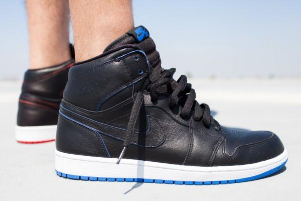 Nike SB Jordan 1 x Lance Mountain aux pieds (1)