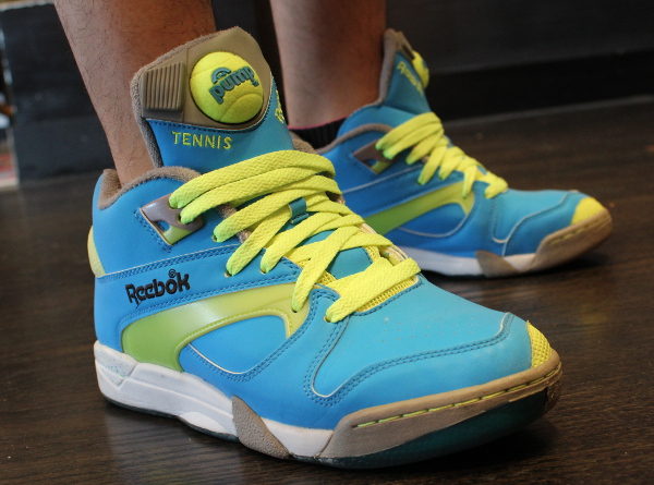 Reebok Pump Court Victory x Packer Shoes US Open - Pumpmylife
