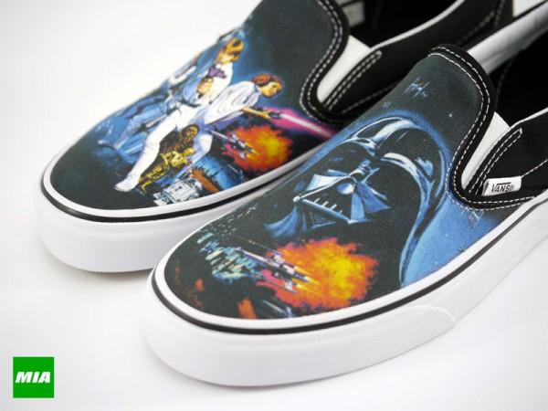Vans Slip On x Star Wars -1
