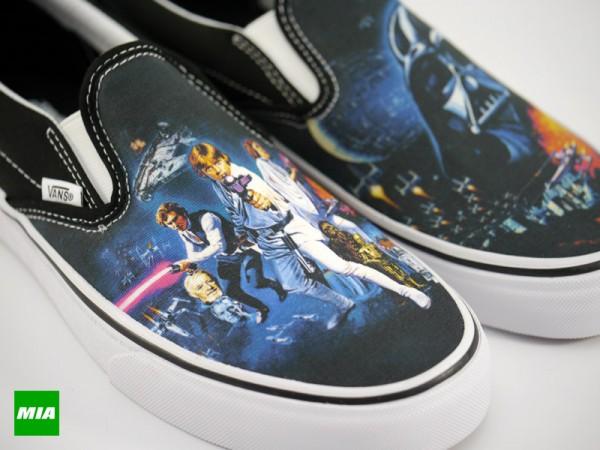 Vans Slip On x Star Wars 2