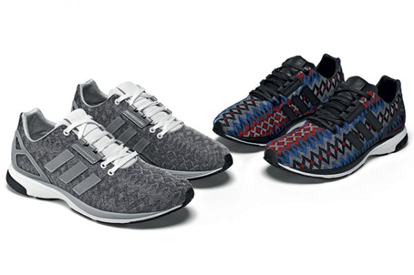 ADIDAS ORIGINALS ZX FLUX ZERO (NORDIC PACK)