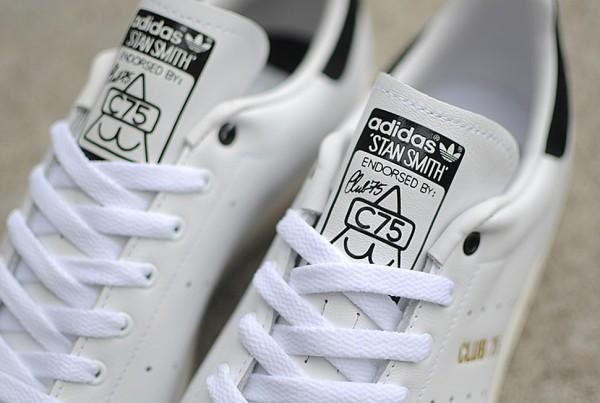 Adidas Stan Smith x Club 75  (3)
