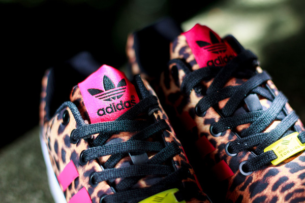Adidas ZX Flux Leopard  (4)