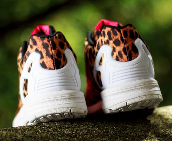 Adidas ZX Flux Leopard  (5)