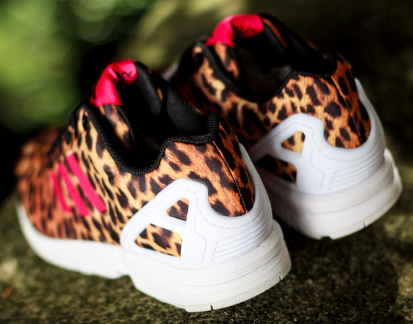 Adidas ZX Flux Leopard  (6)
