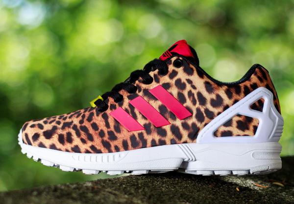 Adidas ZX Flux Leopard  (7)