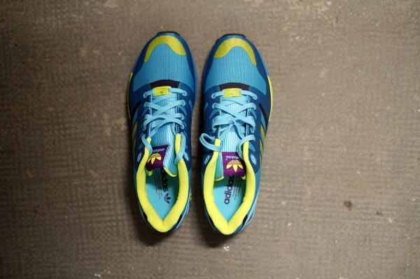 Adidas ZX Flux Weave OG 'Aqua' (2)