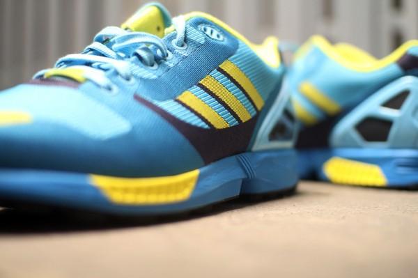 Adidas ZX Flux Weave OG 'Aqua' (4)