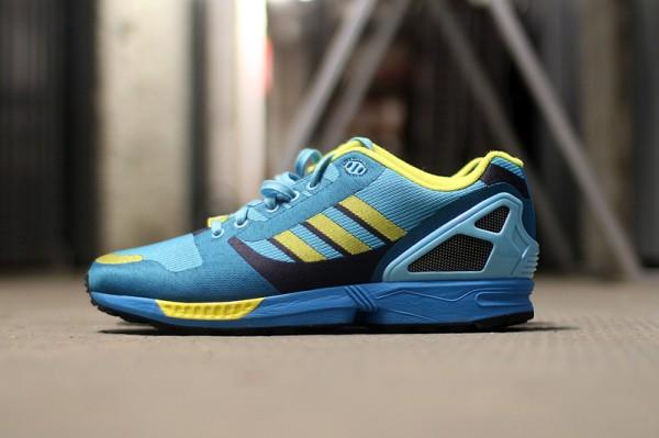 Adidas ZX Flux Weave OG 'Aqua' (5)