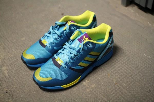 Adidas ZX Flux Weave OG 'Aqua' (6)