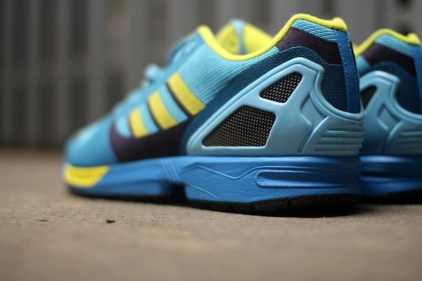 Adidas ZX Flux Weave OG 'Aqua' (8)