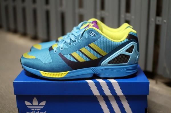 Adidas ZX Flux Weave OG 'Aqua' (9)